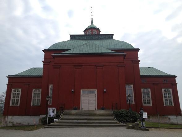 Amiralitetskyrkan, Karlskrona