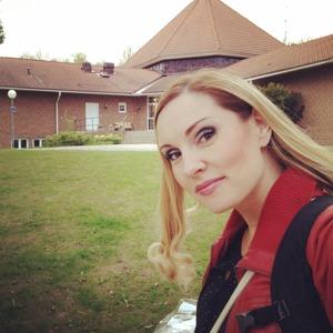 Hannah Holgersson at Rissnekyrkan