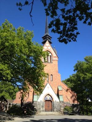 Nacka kyrka