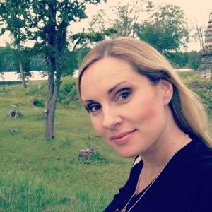 Hannah Holgersson at Saxå Herrgård
