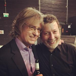 Anders Hillborg and Brad Lubman