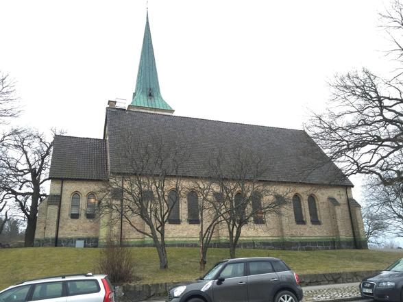 Gustavsbergs kyrka, Stockholm