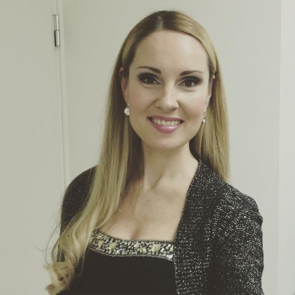 Hannah Holgersson at Uppenbarelsekyrkan, Hägersten