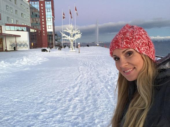 Hannah Holgersson at Harstad Kulturhus