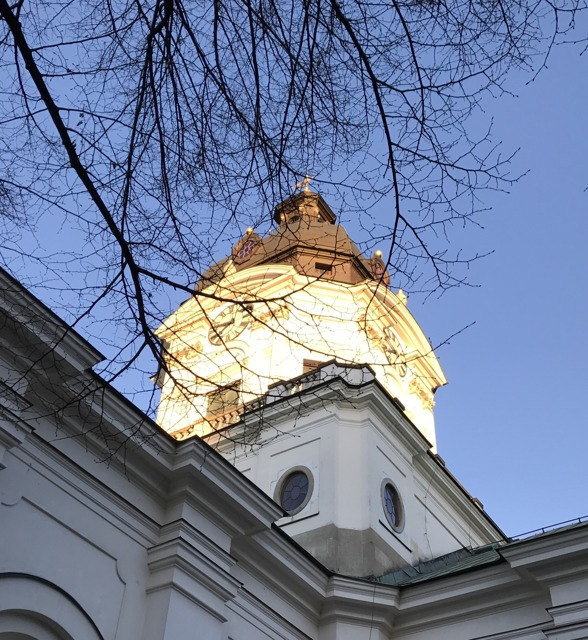 Adolf Fredriks kyrka, Stockholm