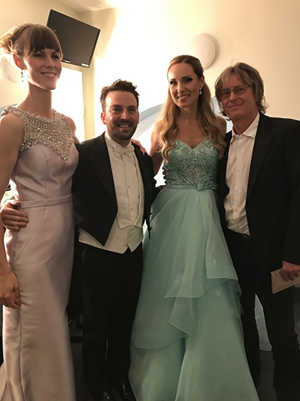 Ida Falk Winland, James Gaffigan, Hannah Holgersson and Anders Hillborg, Sirens, Prom 18, the Royal Albert Hall