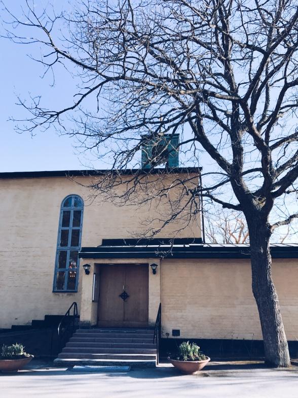 Breviks kyrka, Lidingö