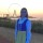 Hannah Holgersson sunset Dubai 8 okt 2019