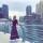 Hannah Holgersson Dubai Marina 7 okt 2019