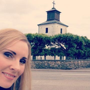 Hannah Holgersson at Löddeköpinge kyrka