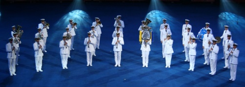 The Royal Swedish Navy Band (Marinens Musikkår)