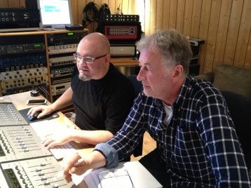 Martin Igelström and Per Andréasson