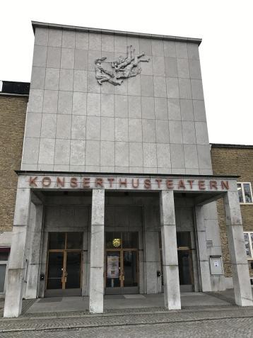 Konserthusteatern, Karlskrona
