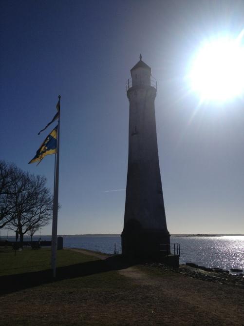 Karlskrona bathing in sunshine!!