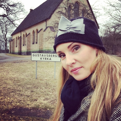 Hannah Holgersson at Gustavsbergs kyrka