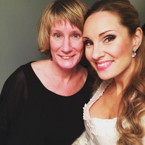 Anna Sixtensson and Hannah Holgersson