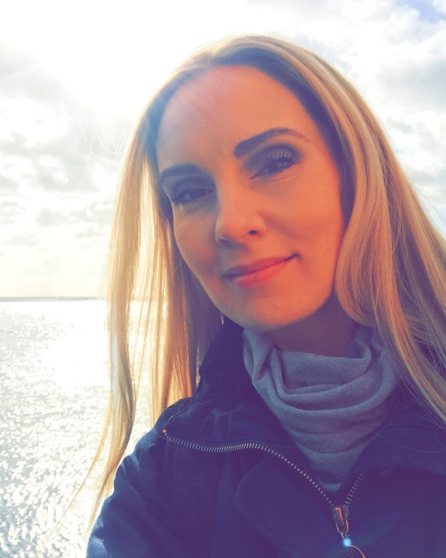 Hannah Holgersson in Karlskrona