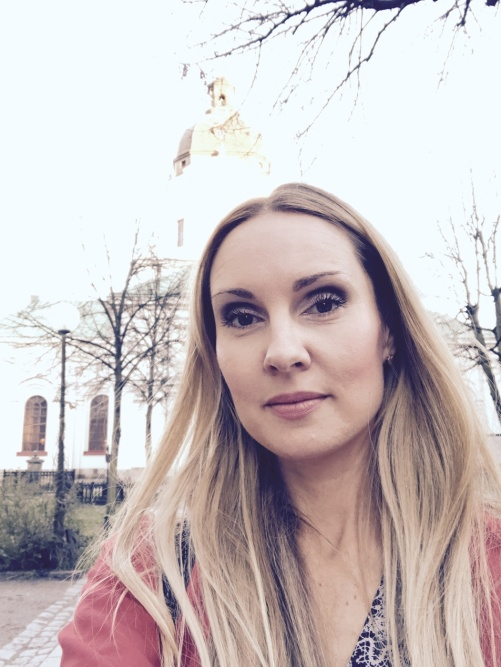 Hannah Holgersson at Adolf Fredriks kyrka, Stockholm