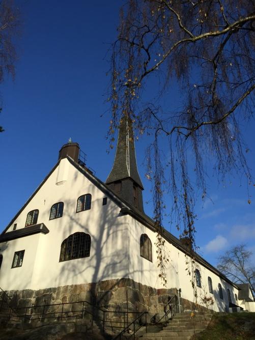 Enskede kyrka