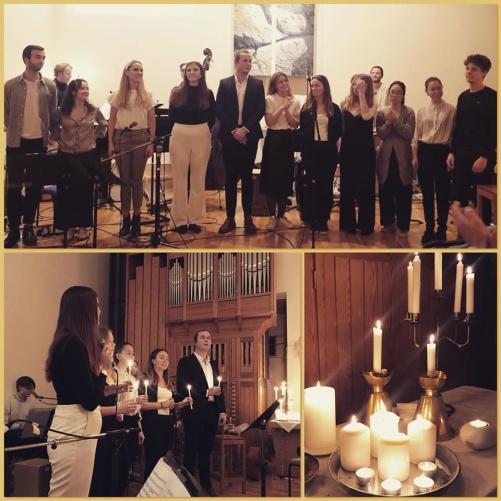 Concert for Light at Bromma Folkhögskola