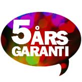 SmartWater 5 års garanti