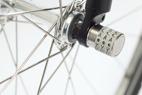 C3N - A-Låsbult för framhjul