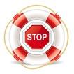 BoatSecure varningsdekal