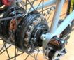 C3N - B-Låsbult för bakhjul