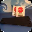 2 st BoatSecure Stöldskyddsmärkning - Svart / Svart