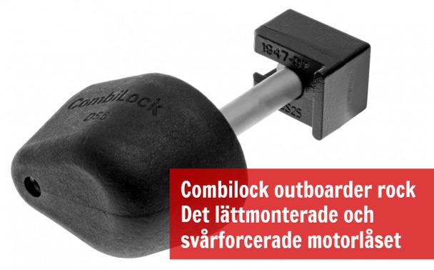 Combilock outboarder rock