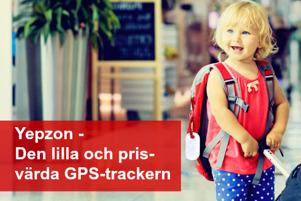 Yepzon GPS spårsändare