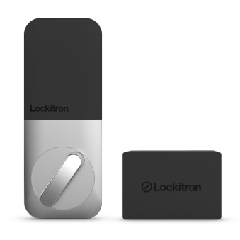 Lockitron Bolt + Bridge - Lockitron Bolt + Bridge