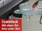 CombiLock släpvagnslås