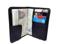 Reseplånbok rfid skydd