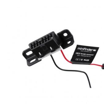 Minifinder OBD strömadapter