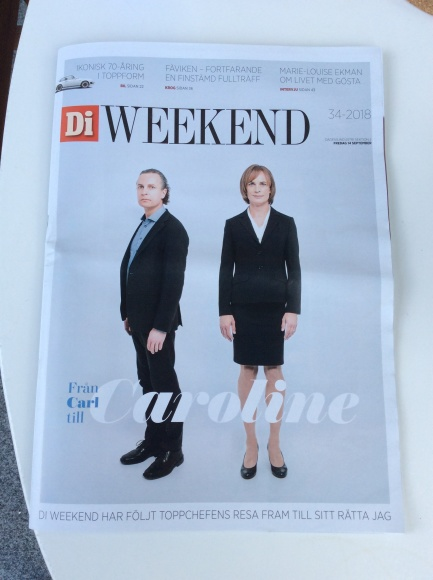 Foto: Dagens industri Weekend Oktober 2018