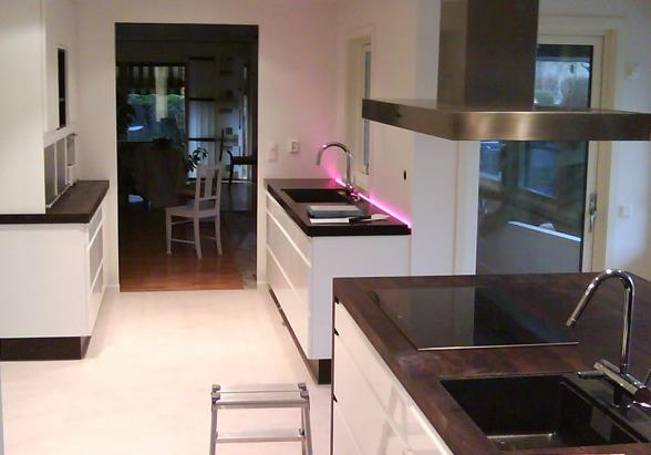 Renovering av kök av skickliga snickare & hantverkare Byggfirman KB Bygg i Halmstad, Halland