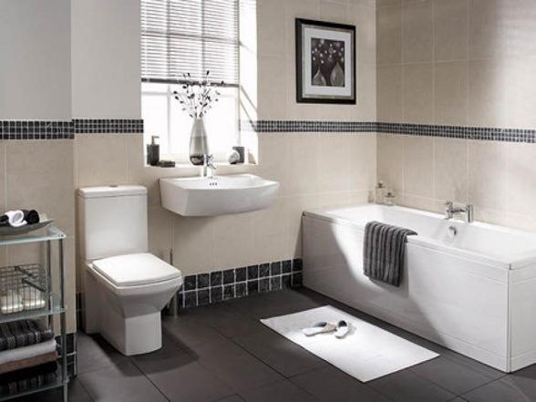 Renovering av badrum & våtutrymmen skickliga hantverkare Byggfirman KB Bygg i Halmstad, Halland