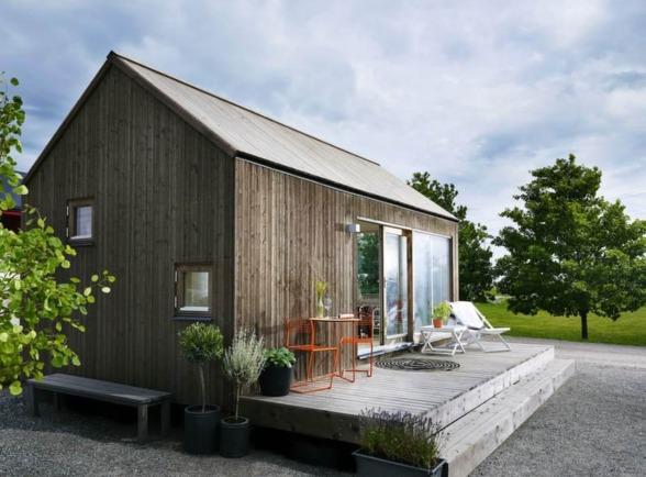 : Byggfirman KB Bygg i Halmstad bygger & monterar Attefallshus i Halmstad & hela Halland.