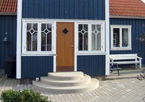 Byggfirma i Halmstad, Halland med lokala snickare som utför fönsterbyten och dörrbyten