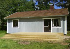 Byggfirma i Halmstad, Halland med lokala snickare & hantverkare - vi bygger fritidshus och sommarhus