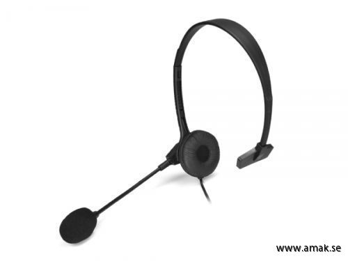 Amak headset mono 35mm