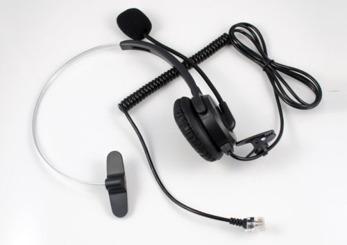 Universal headset - Universal Headset stålbåge