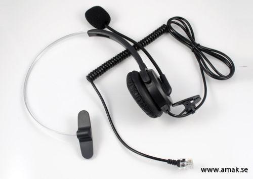 Amak Headset RJ11