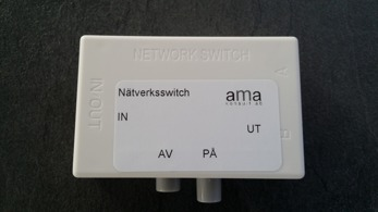 Nätverks switch - Nätverks switch