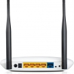 WiFi router med reducerad effekt