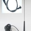 Mobiltelefon inkl extern antenn