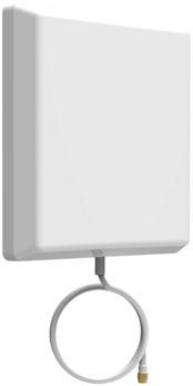 Extern utomhusantenn för mobiltelefon eller mobilt bredband - Fast antenn inkl fäste och kabel