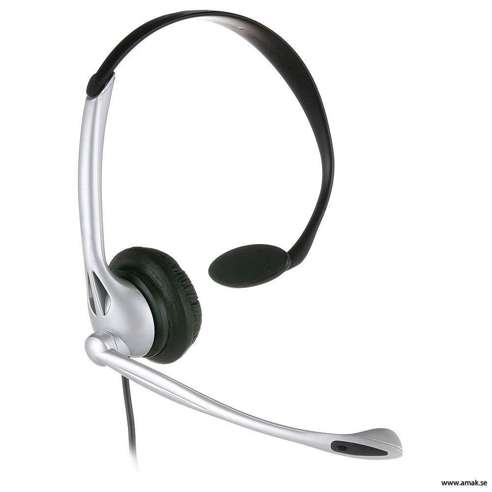 Amak Headset Plastbåge