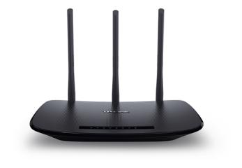Lågstrålande WiFi router LoRad - LoRad router med låg effekt